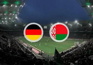 Беларусь - Германия смотреть онлайн бесплатно 16 ноября 2019 Германия  Беларусь прямая трансляция в 22:45 МСК.