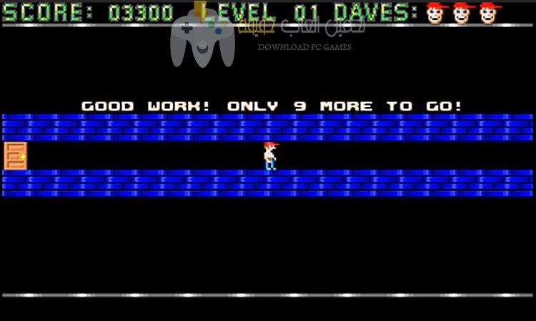 تحميل لعبة Dangerous Dave برابط مباشر من ميديا فاير