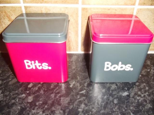small bits and bobs tins