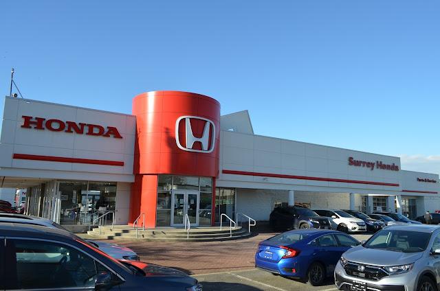 مقر شركة هوندا