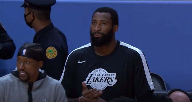 Andre Drummond Imposed Dominance on his return with the Lakers