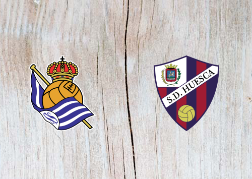 Real Sociedad vs SD Huesca - Highlights 27 January 2019