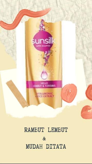 Merawat kesehatan rambut dengan produk Sunsilk