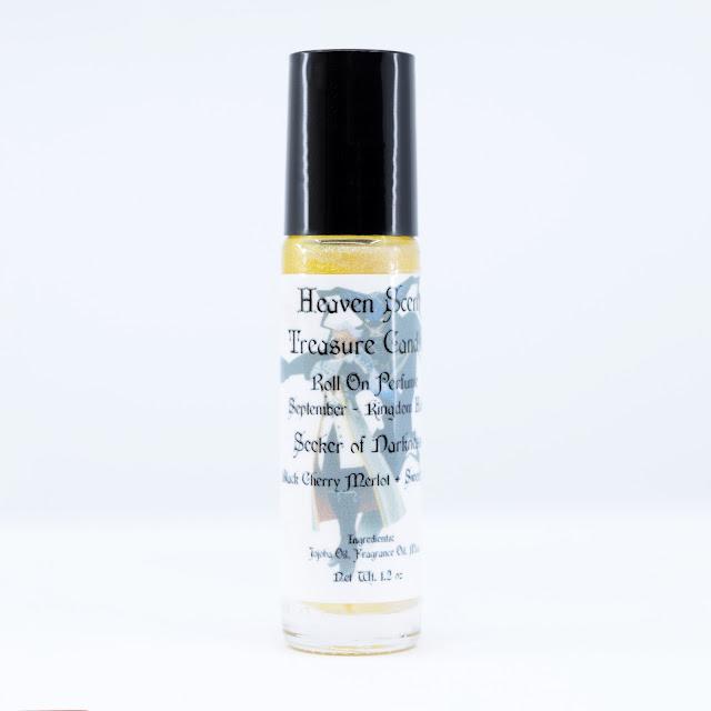 Heaven Scent Seeker of Darkness Roll-On Perfume