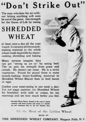 Shredded Wheat - Don't strike out