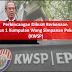 Perbincangan Dibuat Berkenaan Akaun 1 Kumpulan Wang Simpanan Pekerja (KWSP) ~  Perdana Menteri Tan Sri Muhyiddin Yassin