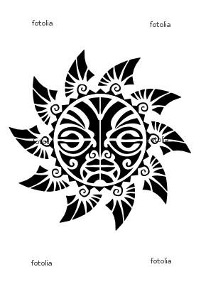 Tatuagens Maori Significados Ta No Cutuque - Simbologia-maori-significado
