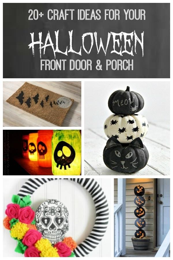 halloween decor crafts