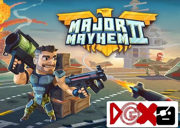 Major Mayhem 2 MOD Dinero Infinito v1.141.2.2019022510