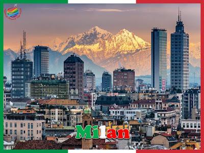 Tourism in Milan, Italy