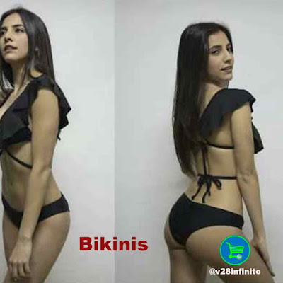 imagen Bikinis modernos
