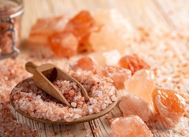 grotta del sale benefici