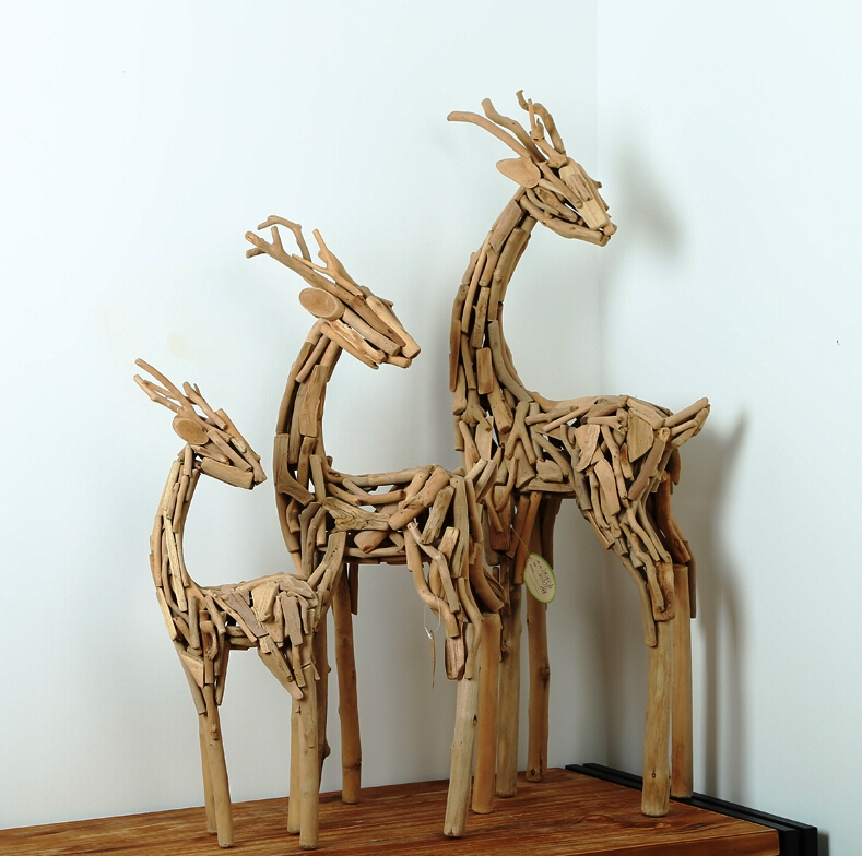 Wood craft for home decor projects art craft ideas for Wooden art home decorations