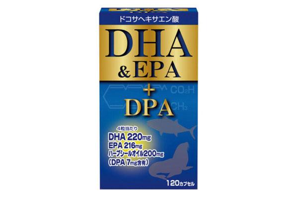 Viên thuốc bổ sung dha Yuwa DHA EPA DPA