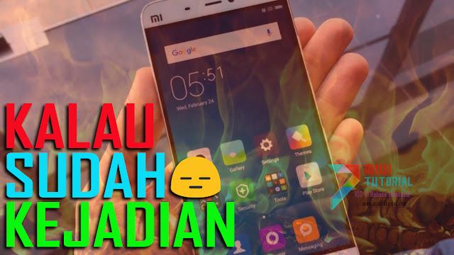Inilah Akibatnya Jika Main Game Sambil Charge Baterai di Smartphone Xiaomi: Asli Kejadian di Mi5 Gemini