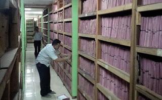 Tata Cara Penyimpanan Arsip Kantor