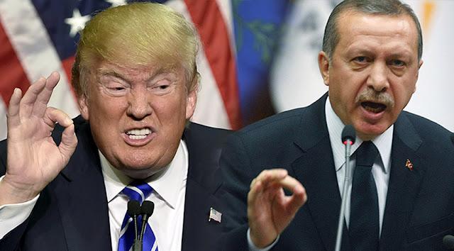 Τουρκία και ΗΠΑ σε σκληρή διπλωματική κόντρα -Σταματούν την έκδοση βίζας!