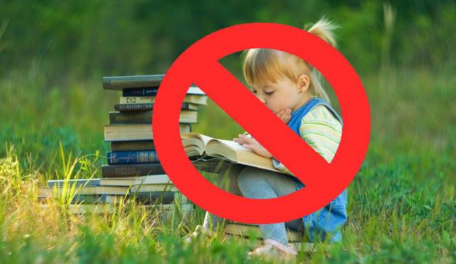 Prohibir leer puede ser la mejor fórmula para que los peques lean