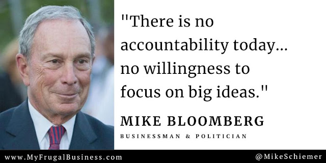 mike bloomberg quotes michael bloomberg quote