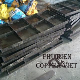 Các tiêu chí đánh giá coppha thép tiêu chuẩn, chất lượng