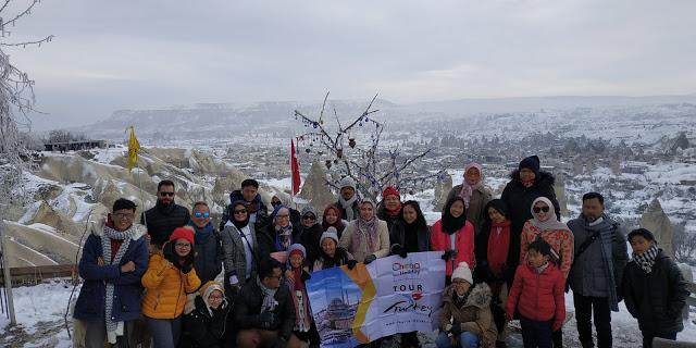 Tour ke Turki Cheria Holiday