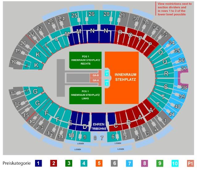 Jay Z Beyoncé auf the Run II Tour 2018 konzerte from olympiastadion berlin sitzplan konzerte, Olympiastadion Berlin Sitzplan Konzerte, Awesome Olympiastadion Berlin Sitzplan kategorien Konzerte