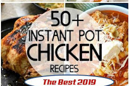 #50 #Instant #Pot #Chicken #Recipes