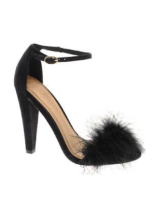 Zapatos de damas de fiesta