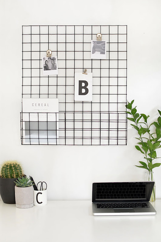 The DIY storages you need for your office - Ohoh Blog