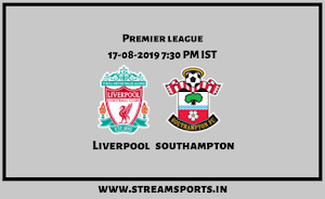 EPL:Liverpool V/s. Southampton Preview and Lineup