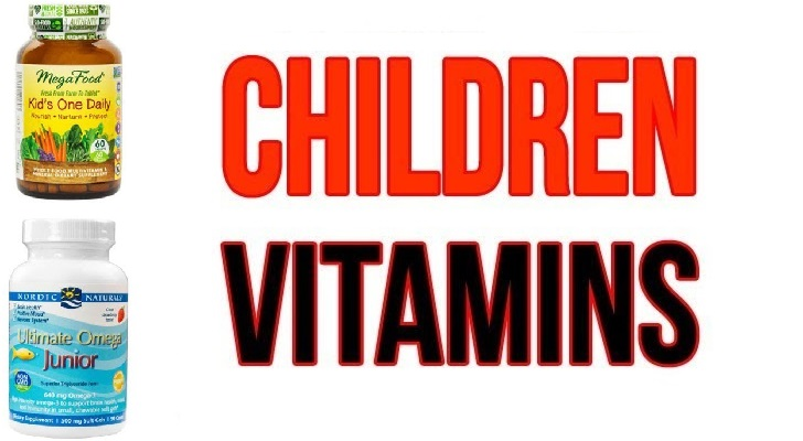 Should you give your baby vitamins? Here are 6 Main Types of Vitamins for Babies