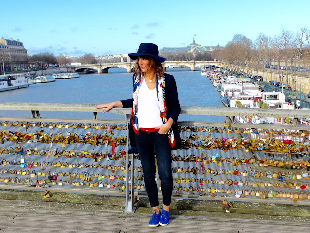 blog mode paris cadenas pont des arts