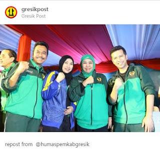 Pekan Olahraga Provinsi (Porprov) Jawa Timur ke VI 2019 telah resmi dibuka
