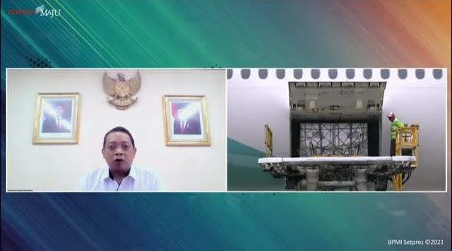 1,184 Juta Dosis Vaksin Sinopharm Tiba di Indonesia