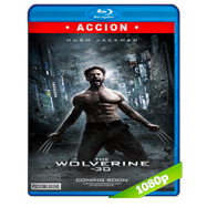 Wolverine: Inmortal (2013) Theatrical Cut Full HD 1080p Latino