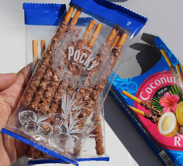 Coconut Pocky