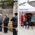 Ιωάννινα:Υγειονομική κάλυψη και θερμομετρήσεις στην Ιερά Μονή Τσούκας από τον Ερυθρό Σταυρό