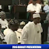 National Assembly gets a  N6.08trillion 2016 Budget from President Buhari