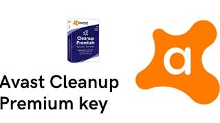 Avast Premium Cleanup license key 2021