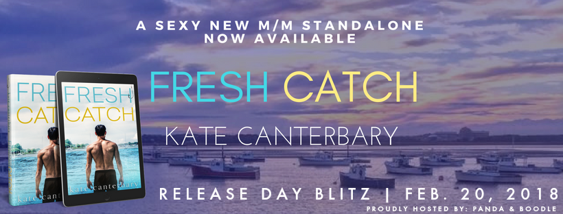 Release Day Blitz Fresh Catch Panda Boodle