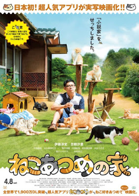 Sinopsis Cat Collection's House (2017) - Film Jepang