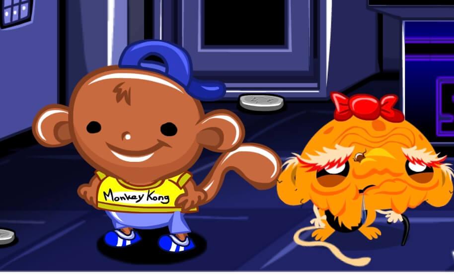 Play  Monkey Go Happy Stage 561
