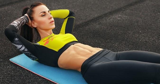 Cara Sit Up yang Benar : step by step