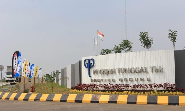 Lowongan Kerja Banyak Posisi PT. Gajah Tunggal Tbk Penempatan Tangerang