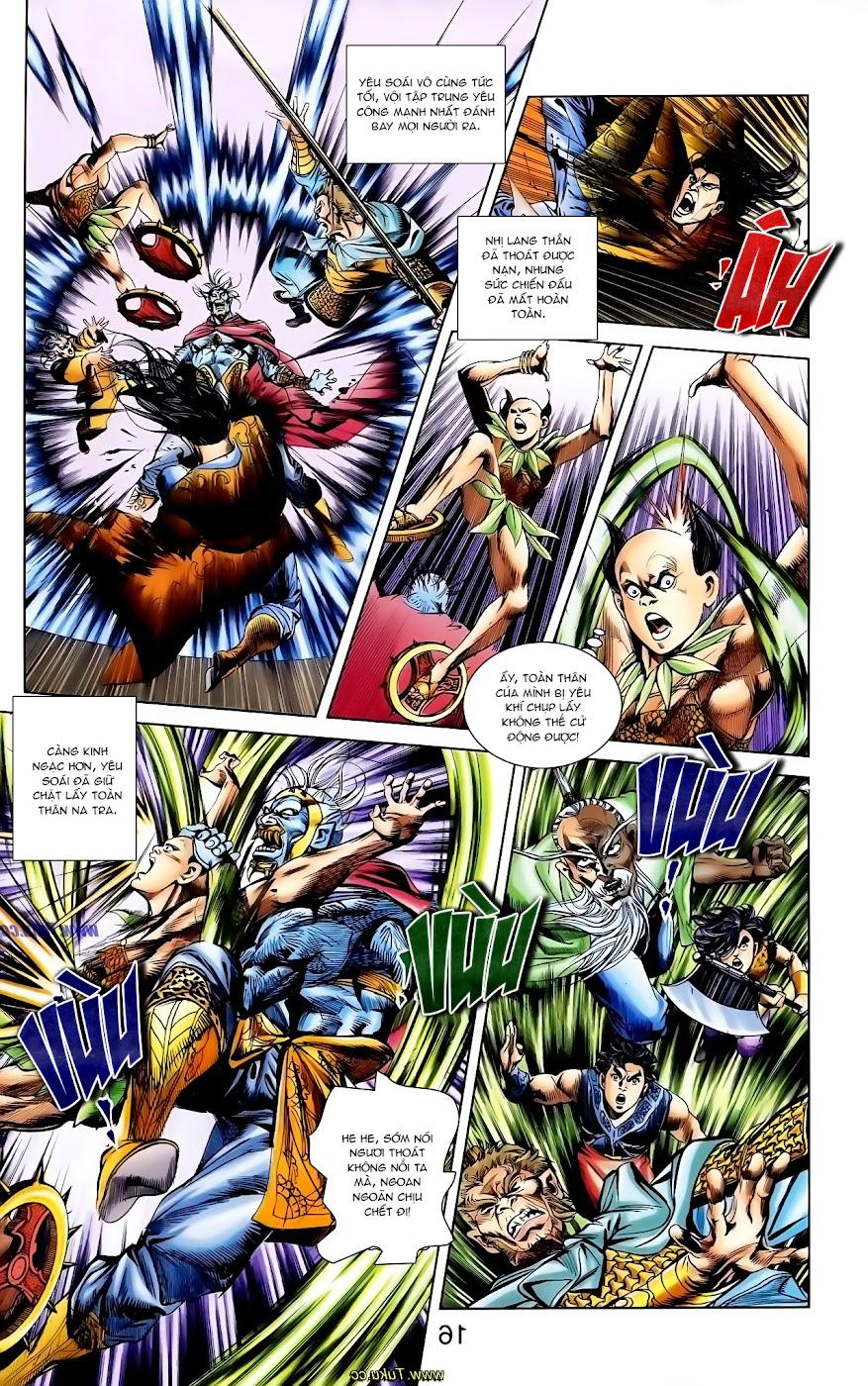 Cơ Phát Khai Chu Bản chapter 109 trang 16
