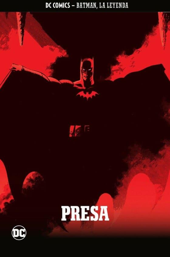Batman, La Leyenda #18: Presa, de Moench y Gulacy
