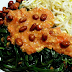 Resep Sayur: Plecing Kangkung Bumbu Kacang