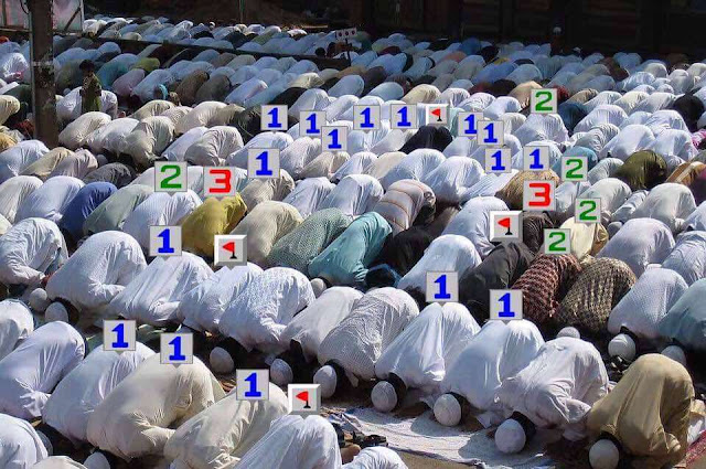 Funny Islamic Minesweeper Game Picture