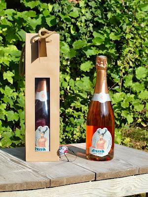 Champagne Rosé Brezza
