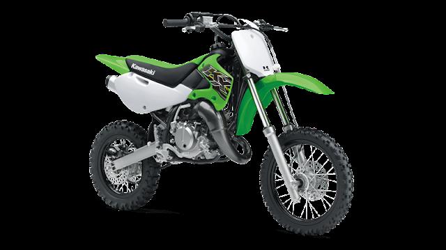 Spesifikasi Kawasaki KX65